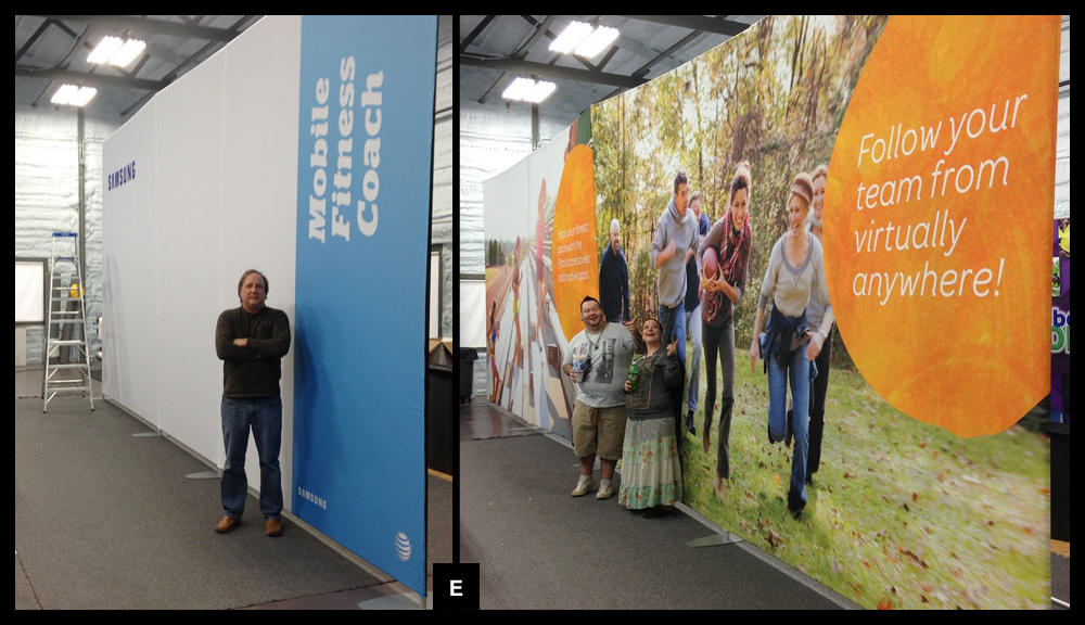 Snaptube Giant Wall AT&T Samsung